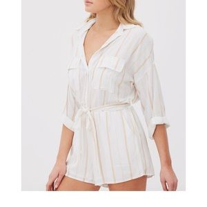 NWT CHARLIE HOLIDAY EXPEDITION ROMPER